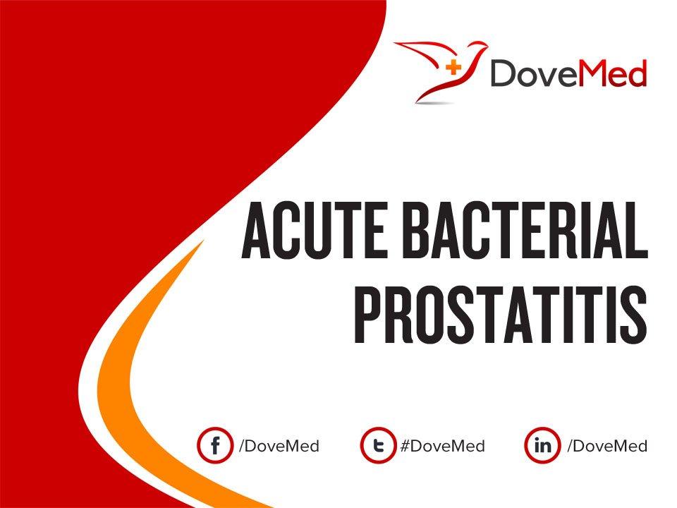 prostatitis bei männern behandlung chlamydien ansteckend