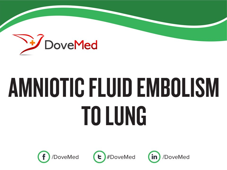 It Typically Occurs When A Blood Clot From Another Part Of The Body Is  Dislodged And Gets Stuck In The Blood Vessels Of The Lung.
