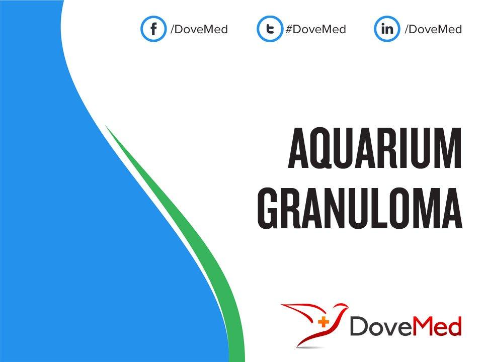 Aquarium Granuloma