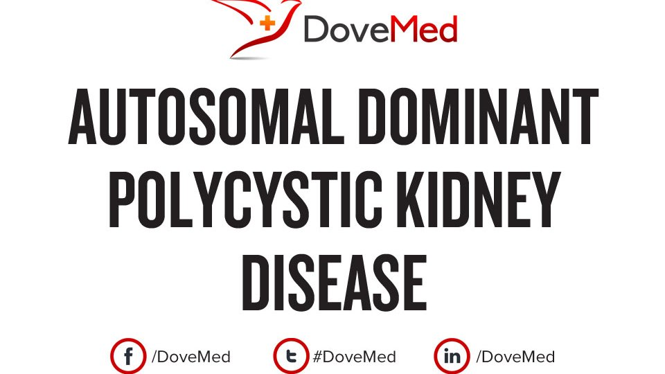 autosomal dominant polycystic kidney disease The autosomal dominant form of polycystic kidney disease (pkd) causes fluid-filled cysts to grow in the kidneys cysts may also form in other organs, including the liver and pancreas.