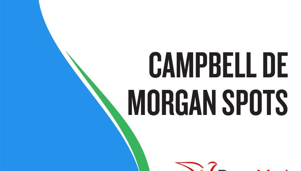Campbell De Morgan Spots