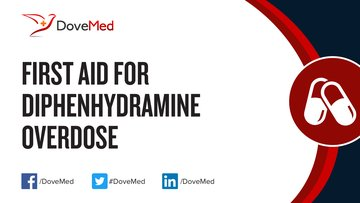First Aid for Diphenhydramine Overdose.