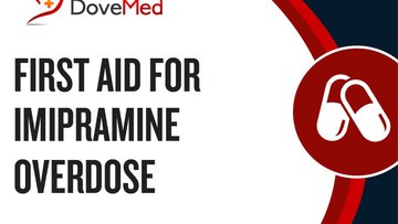 First Aid for Imipramine Overdose.