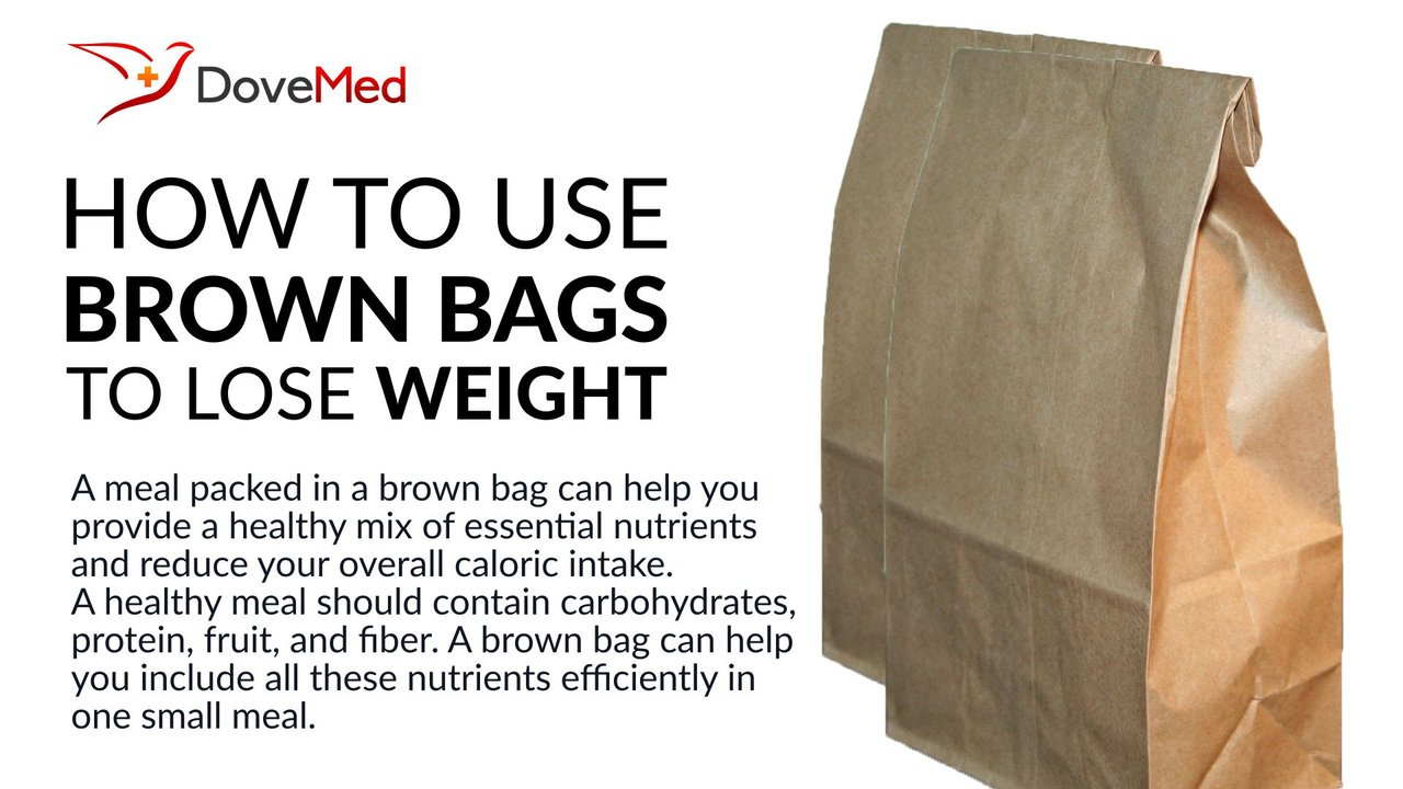 How To Use Brown Bags To Lose Weight