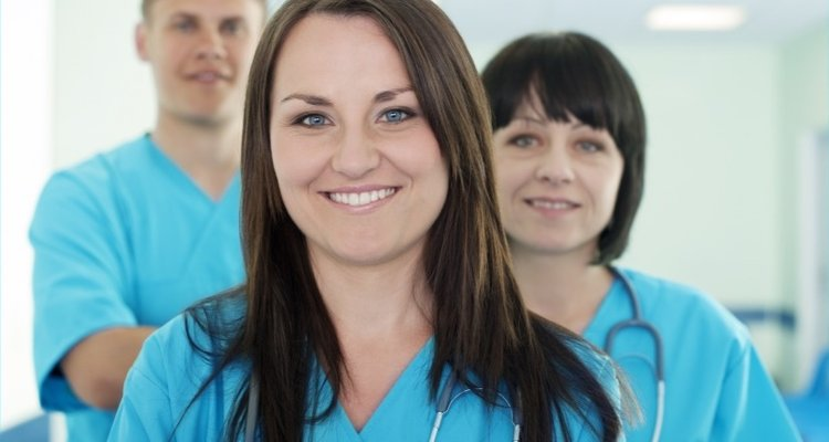 A team of Healthcare Professionals working together brings the desired outcomes.