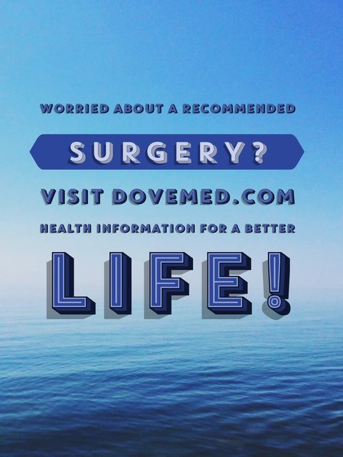 DoveMed Surgical Procedures Center Ad 3