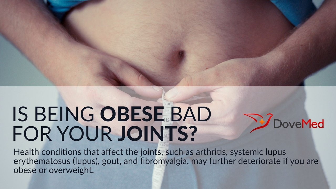 Is Being Obese Bad For Your Joints?
