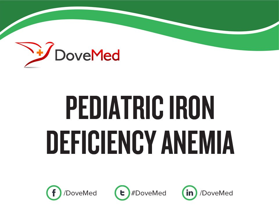 Iron deficiency is the most common nutrition-related disorder in the world.  It can cause anemia and other health effects.