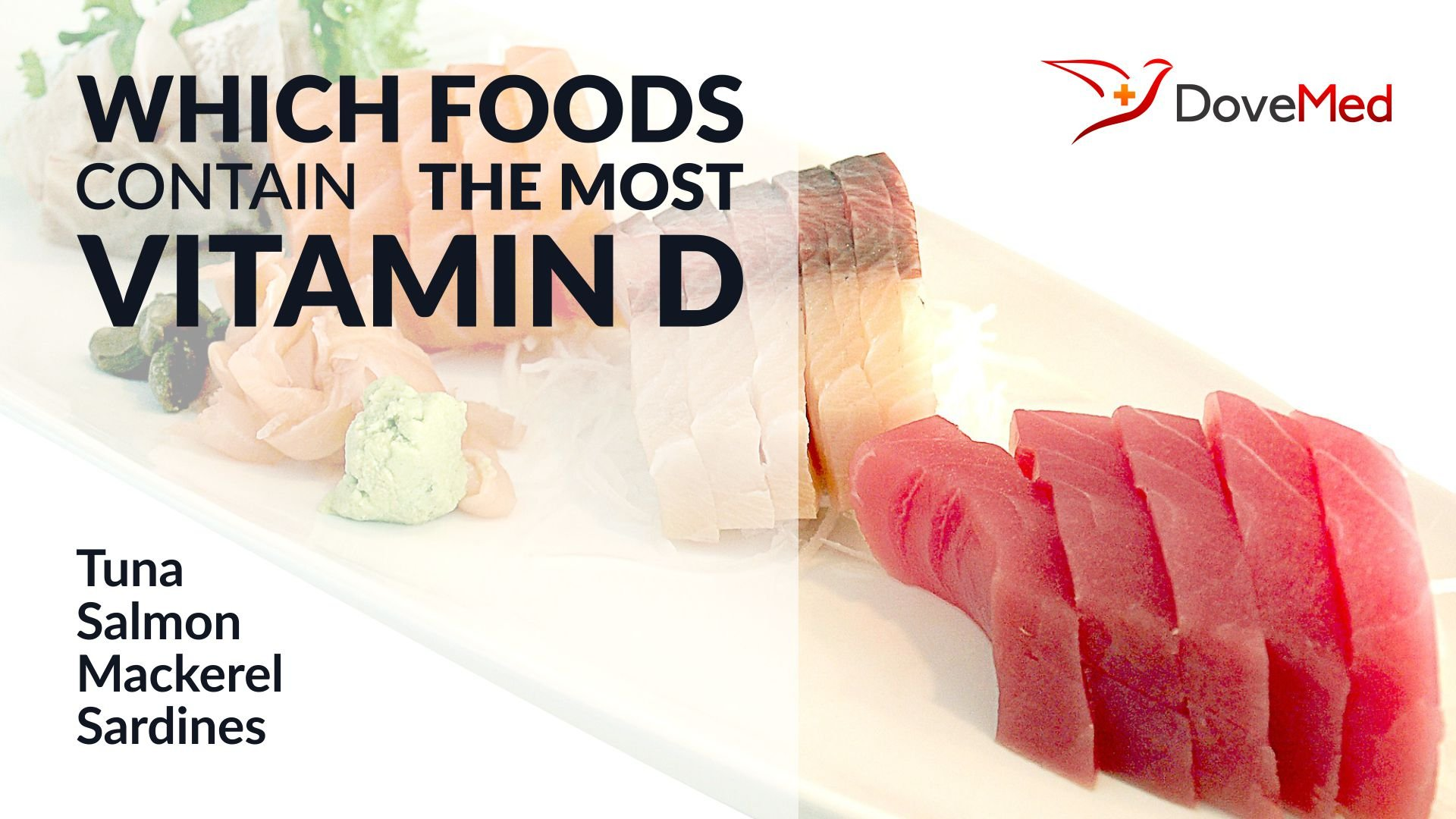 which foods contain the most vitamin d