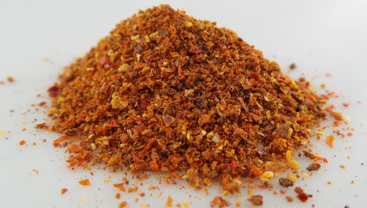 Chili powder.