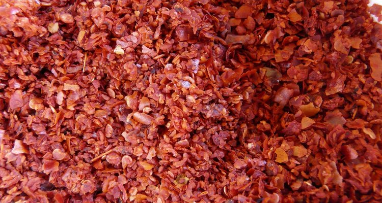 Image showing chili powder