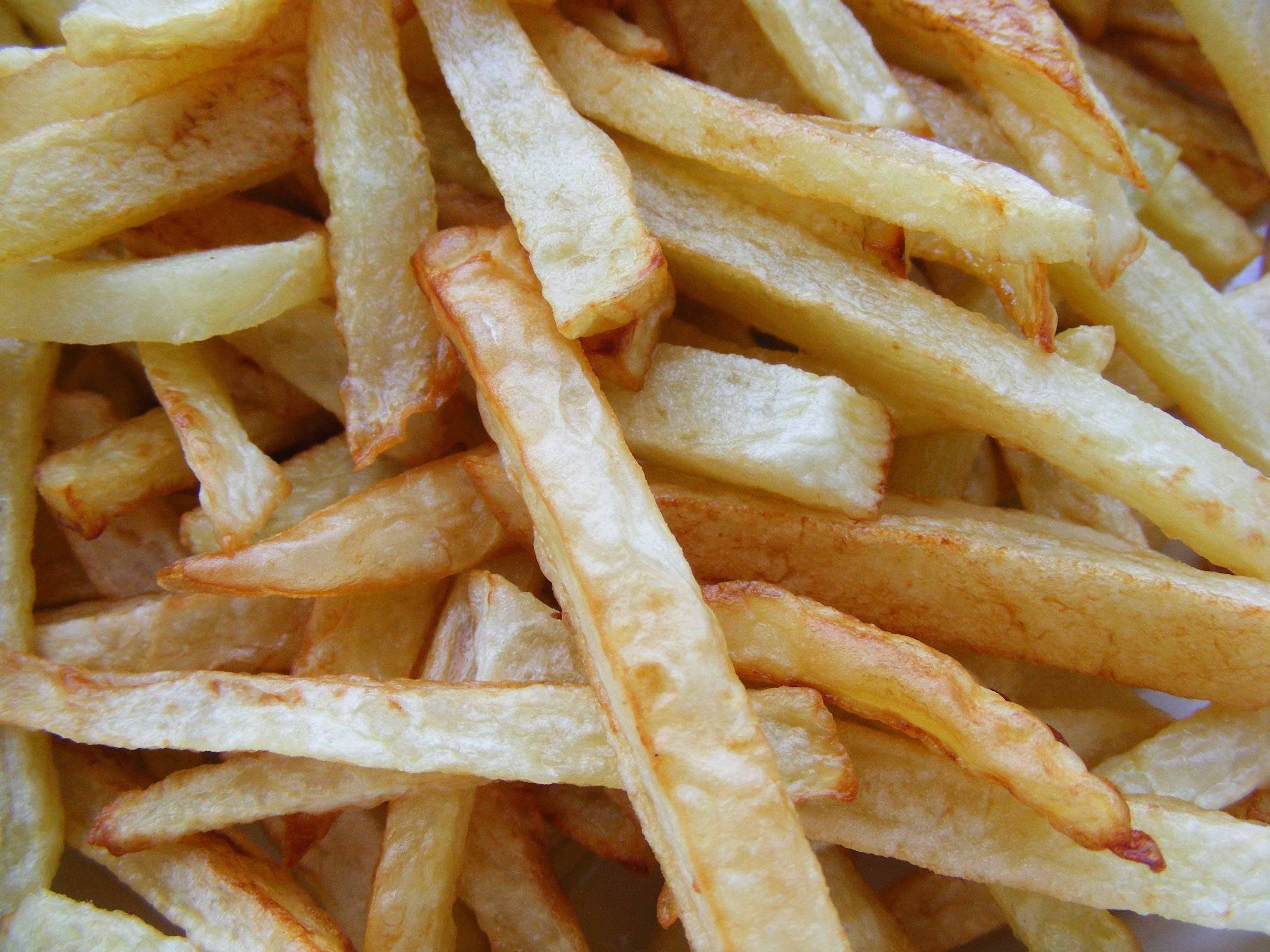 Least Healthy Fast Food French Fries