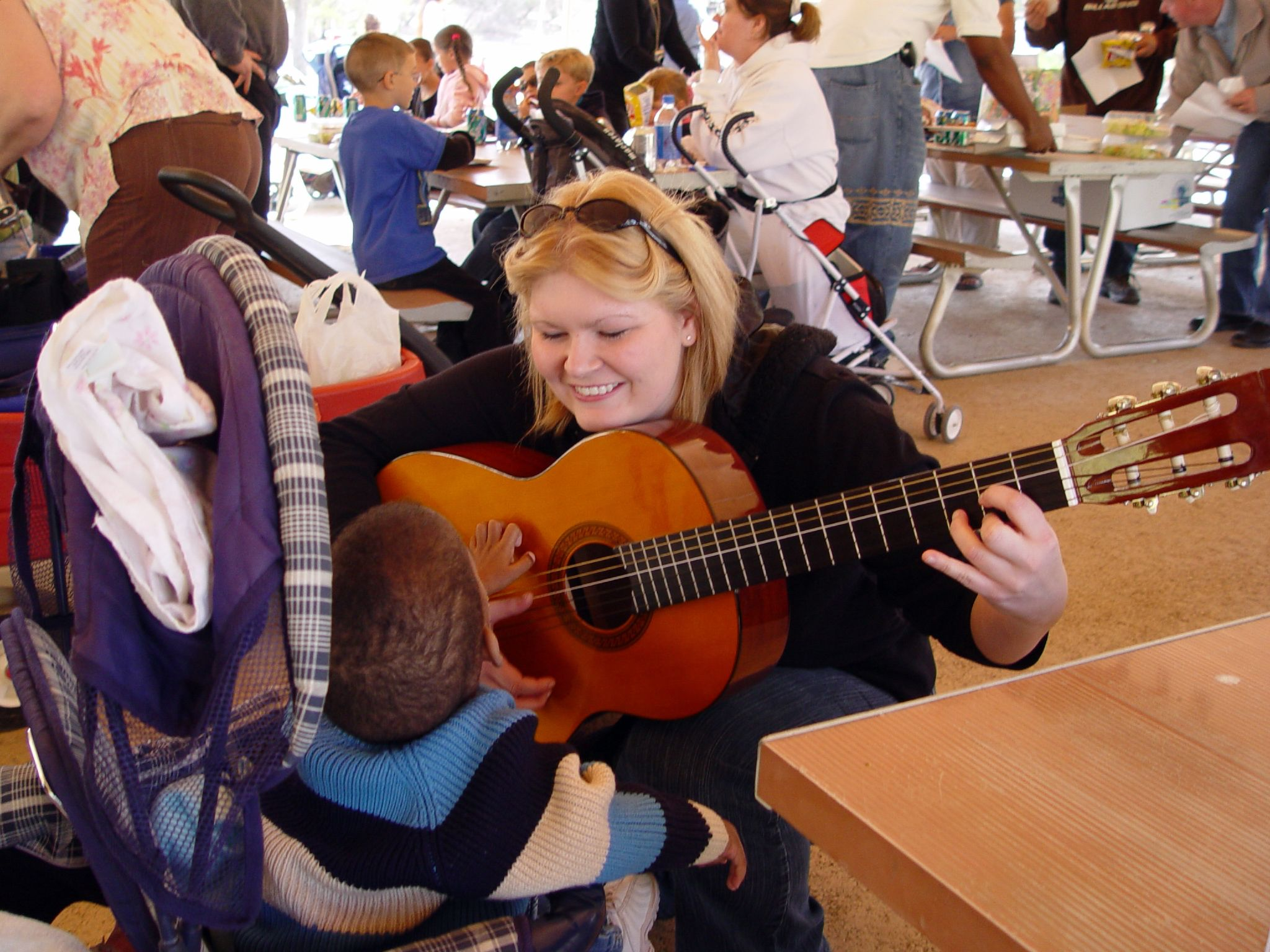 music therapy for children autism