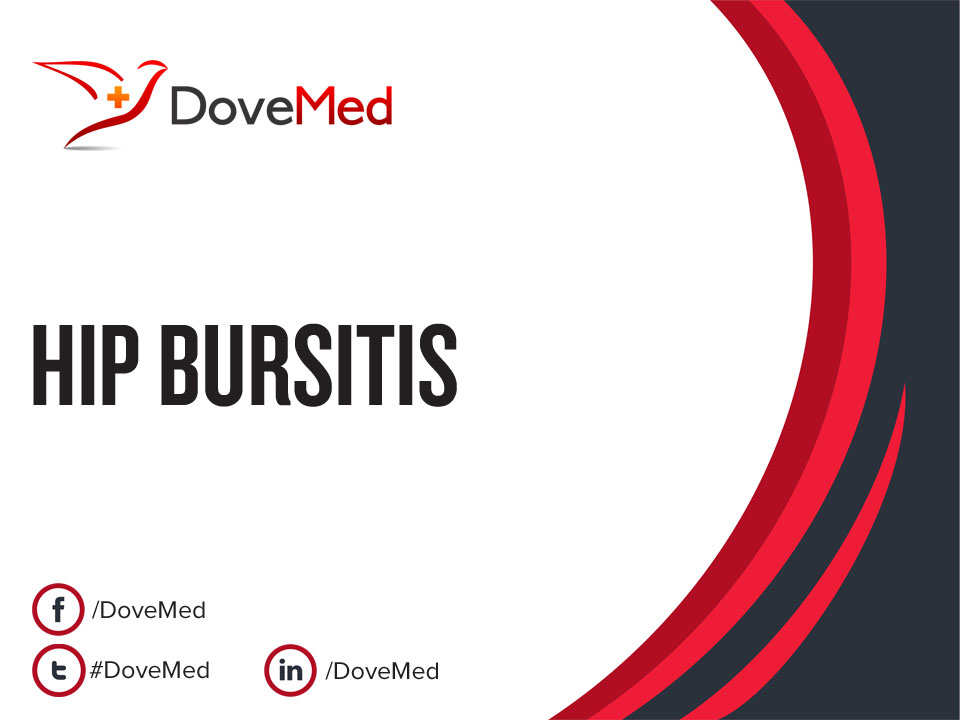 how to help bursitis in the hip