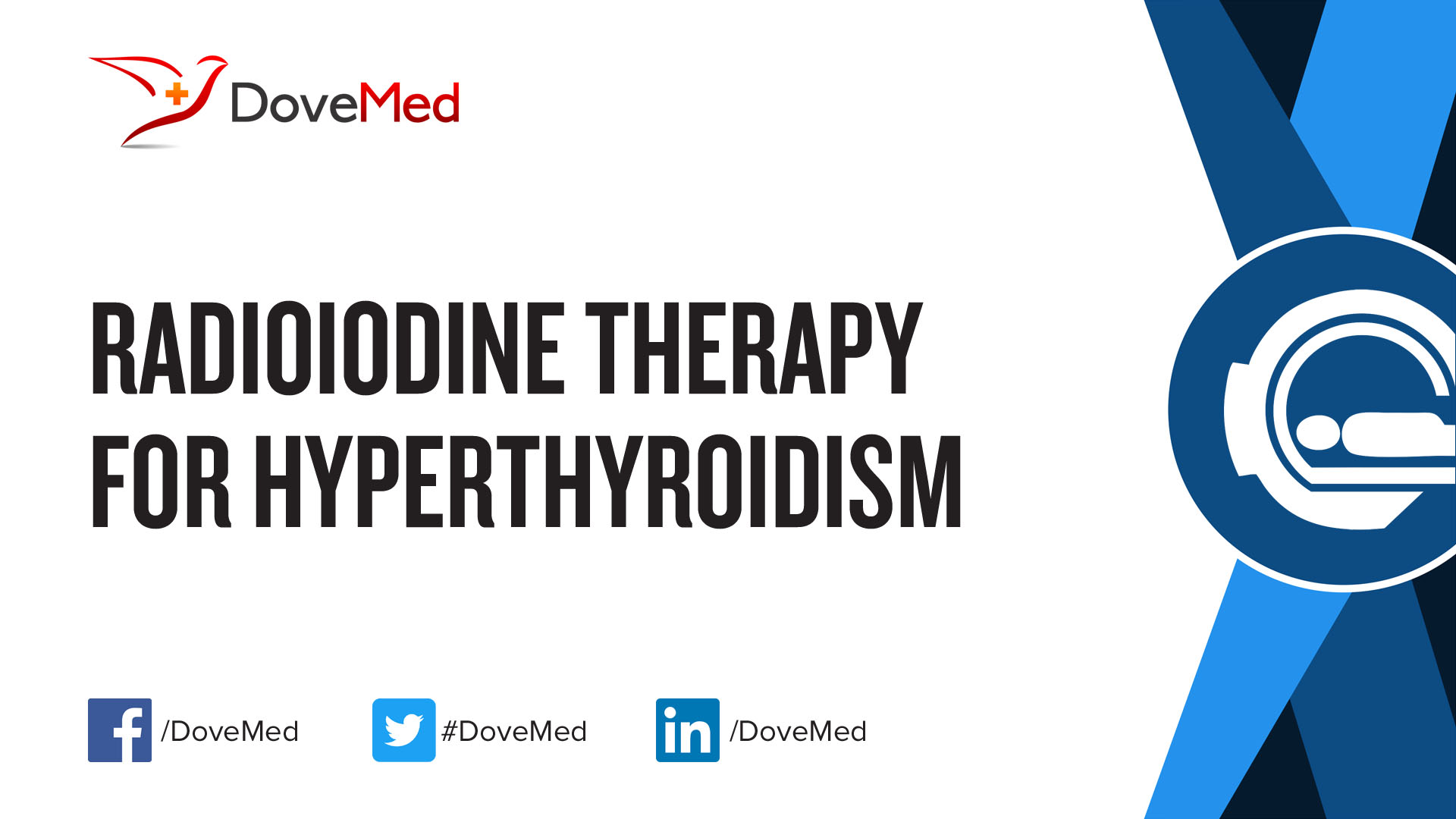 radioiodine therapy for hyperthyroidism Radioiodine therapy for feline hyperthyroidism recovery from hyperthyroidism without treatment does not occur if left untreated, hyperthyroid cats will progress to emaciation, severe metabolic and cardiac disease, and death.