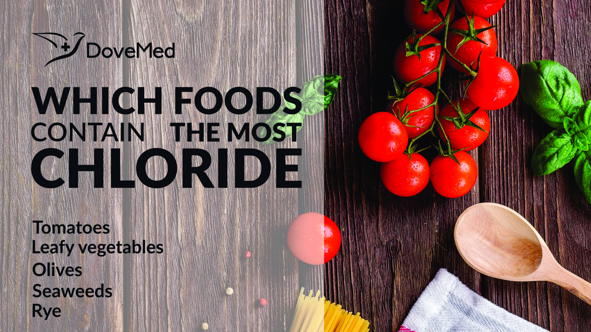 Which Foods Contain The Most Chloride