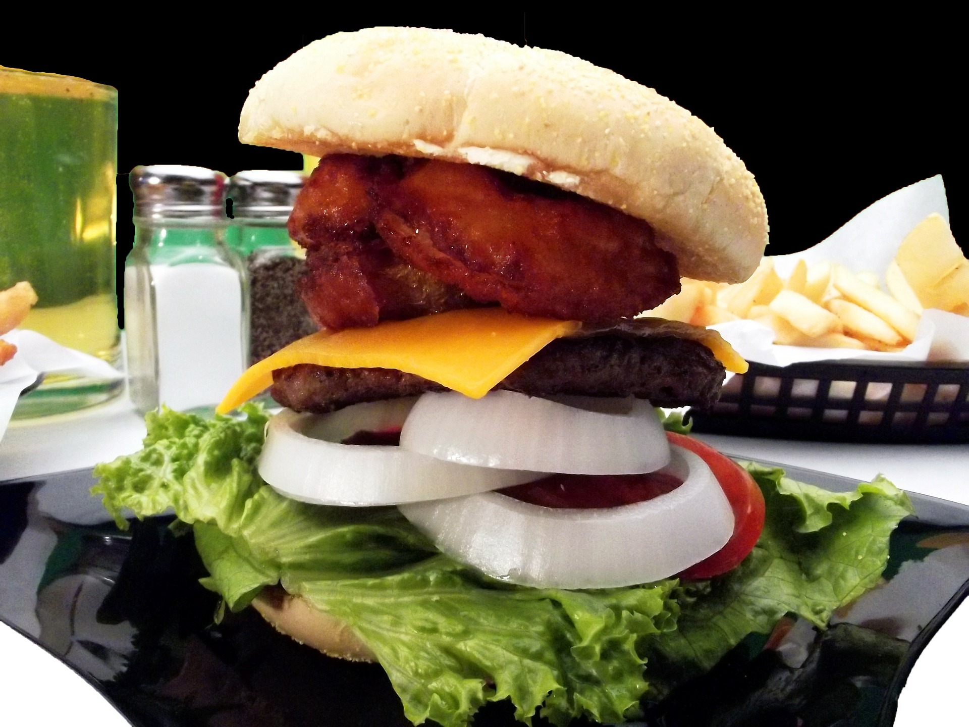 Heart Disease Linked To Fast Food